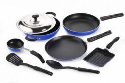 Crystal Eco Series Cookware Set