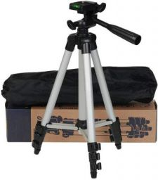 m memore 40.2-inch Portable Camera Tripod with 3 Dimensional Head and Quick Release Plate for Canon Nikon Sony Cameras