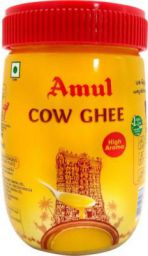 Amul High Aroma Cow Ghee 200 ml Plastic Bottle