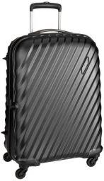 Skybags Westport Polycarbonate 65.5 cms Black Hardsided Suitcase (WESTP65EJBK)