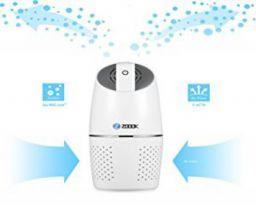 Zoook ZMT-Pure Sense Car Air Purifier (White)