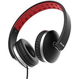 PTron Rebel Headphone Stereo Wired Earphone On-Ear