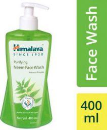 Himalaya Purifying Neem Face Wash (400 ml)