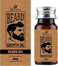 Meralite Organic Mustache and Beard Oil Hair Oil