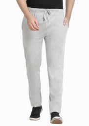 Billion Perfect Fit Solid Men Grey Track Pants