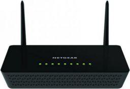 Netgear AC Dual Band Gigabit Wi-Fi Router Router  (Black)