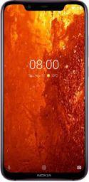 Nokia 8.1 (Iron, 4GB RAM, 64GB Storage)