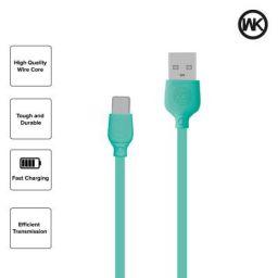 WK Design WK018BLUE_M WDC-018 1m Micro Cable