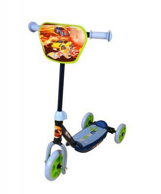 Toyhouse Three Wheeled Lil Skate Scooter for Preschool Kids, Blue