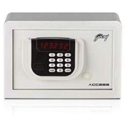 Godrej Security Solutions Forte 40 Steel Safe (White)