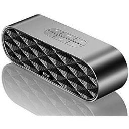 PTron Mojo Bluetooth Speaker 10W Wireless Mini Speaker Portable Bluetooth Dual BT Speaker with Mic