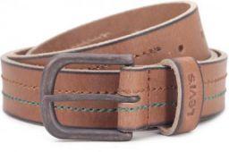 Levi's Men Tan Genuine Leather Belt Tan - Price in India | Flipkart.com