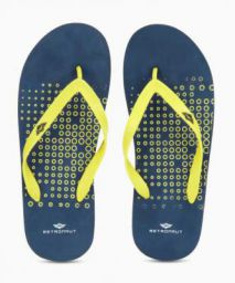 Metronaut Slippers & Flip Flops for Men