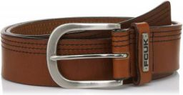 Flat 75% off on Branded Men's Leather Belt