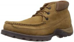 Woodland Men's Leather Trecking and Hiking Boots