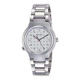 Sonata Act Safety Watch Analog White Dial Women's Watch - 90057SM02