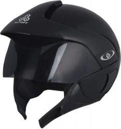 O2 Full Close Helmet (Black, M)