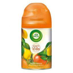 Airwick Freshmatic & Scents of India& Air-freshner Refill, Nagpur Narangi - 250 ml