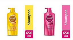 Sunsilk Shampoos