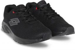 Lotto RUN PRO Running Shoes For Men  (Black)