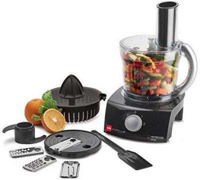Cello Kitchen Chef KC-FP-100 400-Watt Food Processor 350 W Food Processor
