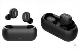 HAMMER Black Solo Truly Twin Wireless Bluetooth V5.0 Earbuds
