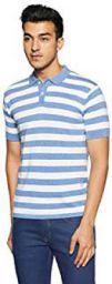 Pantaloons Men's Cotton T-Shirt 50% off