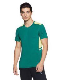 Amazon Brand - Symbol Men's Round Neck Sports Half Sleeve T-Shirt