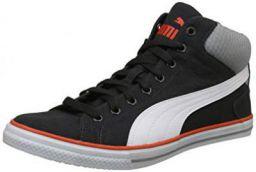 Puma Delta Mid NU IDP Asphalt Grey Ankle High Sneakers