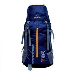 MT Rhombus Style Rucksack Bag (Blue) 60L