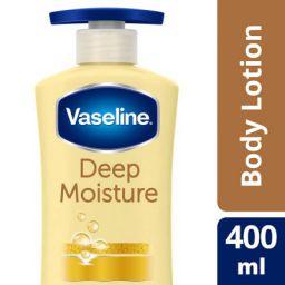 Vaseline Intensive Care Deep Restore Body Lotion, 400 ml