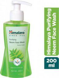 HIMALAYA Purifying Neem Face Wash (200 ml)