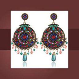 YouBella Non Precious Metal Fashion Jewellery Bohemian Stylish