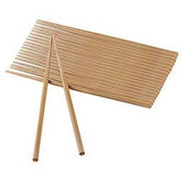 ClazKit Wood Chopsticks, 20-Pieces, Brown
