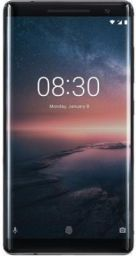 Nokia 8 Sirocco ( 128 GB ROM, 6 GB RAM )