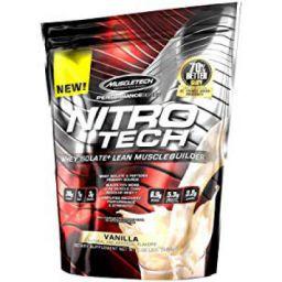 MuscleTech Performance Series Nitrotech - 1 lbs (454 g) (Vanilla)