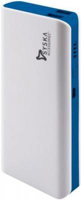 Syska 11000 mAh Power Bank (x-110-wb)
