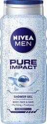 Nivea Pure Impact Shower Gel