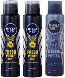 Nivea Men Sprays - Buy Nivea Men Sprays Online at Best Prices In India | Flipkart.com