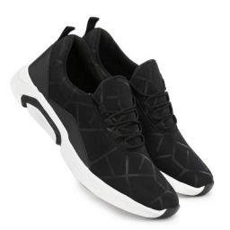 T-Rock Mesh Smart Casual, Walking, Gymwear, Running Shoes for Men