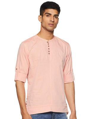 The Indian Garage Co Men's Cotton Kurta