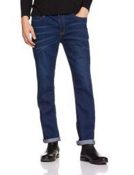 Amazon Brand - Inkast Denim Co. Men& Slim Straight Fit Jeans