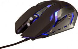 Flipkart SmartBuy Dash Series G40 Gaming Mouse  (USB 2.0, Black)