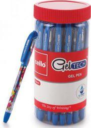 Cello Geltech Gel Pen Jar Gel Pen  (Pack of 25)