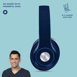 Soundlogic HD Wireless Bluetooth Headphone Over The Ear Headset Earphone with Built-in FM Radio Mic, Micro SD Card Slot, Volume Control