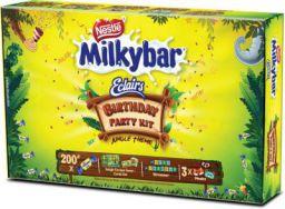 Nestle Milkybar Eclairs Birthday Combo  (720 g)