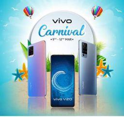 Vivo carnval: Price Drop, Extra Exchange Value and No Cost EMI