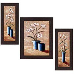 Wens 'Pleasure' Wall Art (MDF, 30 cm x 34 cm x 1.5 cm, WSP-4289)