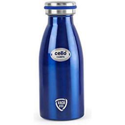 Cello Campa Stainless Steel Flask, 400ml