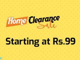 Mega Home Sale - UPTO 80% OFF @ShopClues.com